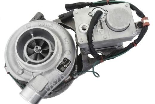 Turbosuflanta John Deere®